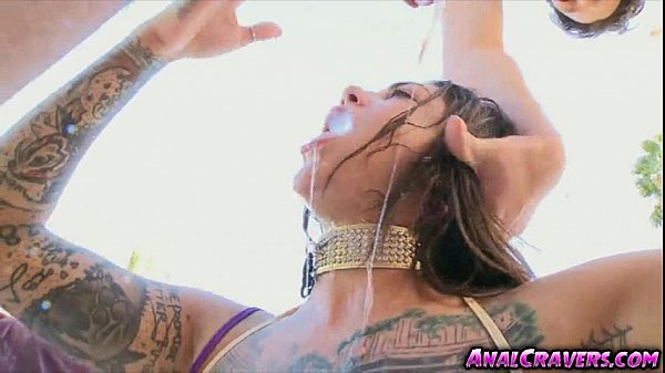 Horny sweet babes Bonnie Rotten getting wild
