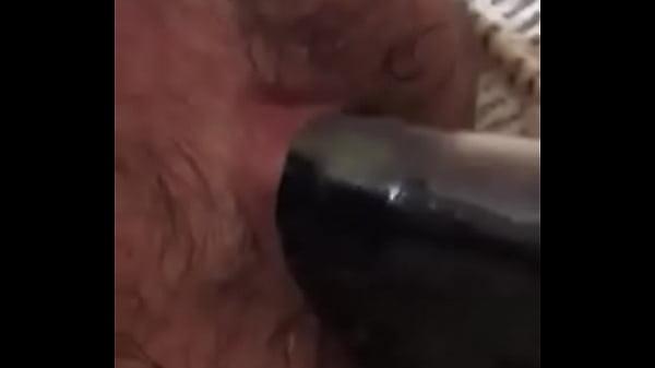 Laura Dominatrix - Inversão com Penis de 48cm -...