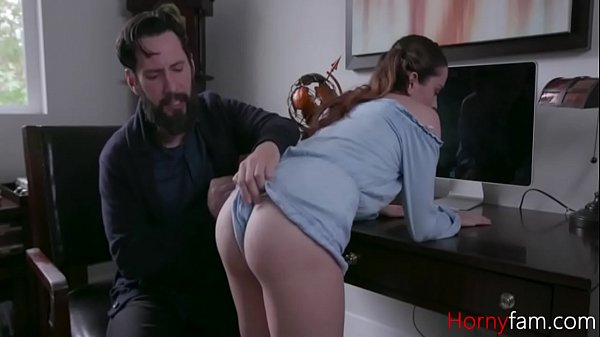 Daddy Disciplines Dirty Daughter-Lily Glee
