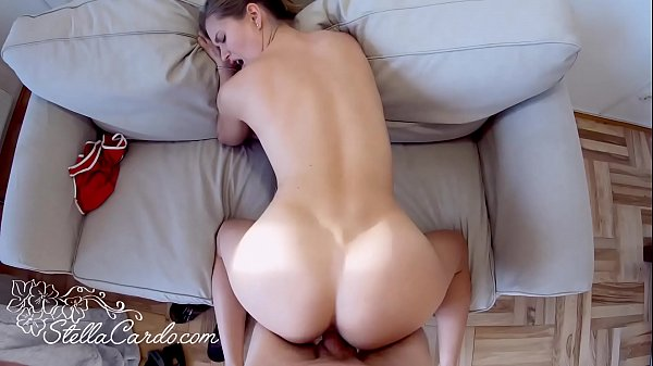 Beautiful Girl Sucking and Cowgirl on Dick Frie...