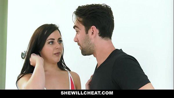 SheWillCheat - Unhappy Wife Cheats On Husband W...