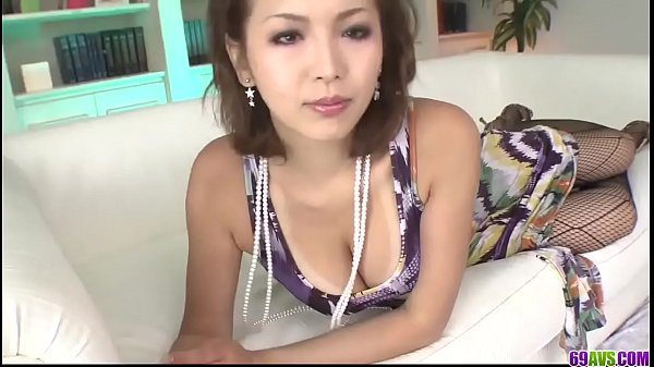 Mai Kuroki hardcore sex moments in the bedroom ...