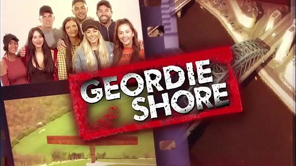 WTF! Abbie C*ck Blocks Chloe And Sam's Naked Shower   Geordie Shore 1605