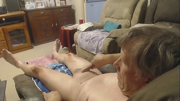 cum in the lounge