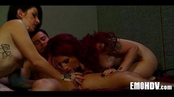 lesbian goth emos 016