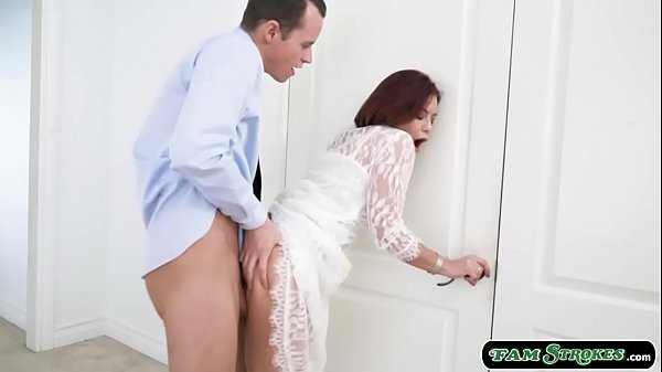 Bride stepmom sucks n fucked by stepson