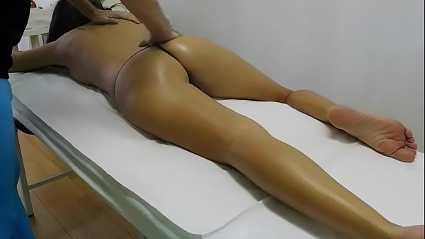 Her Brazilian Ass is so Tight for a Good Sensual Massage which the Full Version can Watch at XVideos.red Thumb