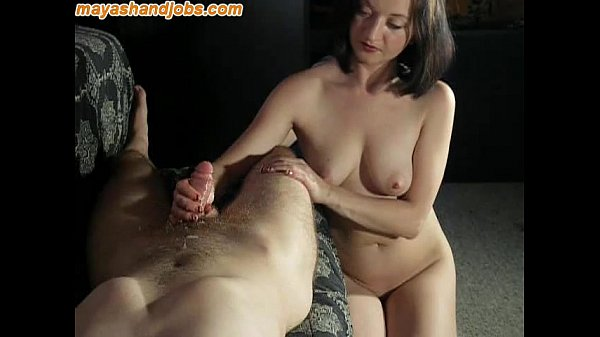 Maya nude jerking