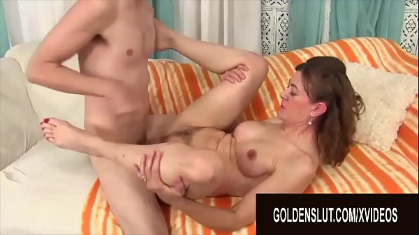 Golden Slut - Stretching Hairy Mature Pussies Compilation Part 1