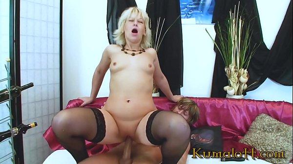 Kumalott - Cougar get Herself A Young Cock
