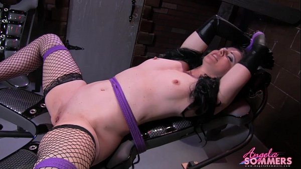 Girl Get Tied Up Fucked