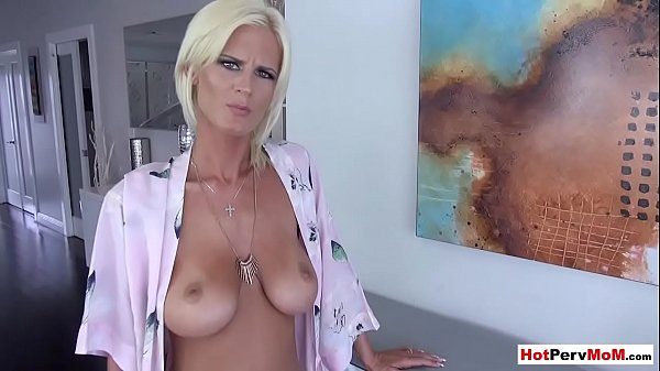 Not her blow ironing stepmom stepson stops busty to milf remarkable idea
