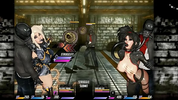 Malise and the Machine - Adult PC RPG - Preview...