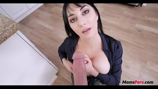 Alessandra SNOW- ARE YOU LOOKING AT MOMs TITS!