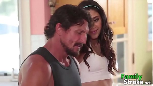 Strong Father Fucking His Tricky Daughter - FamilySTROKE.net HD Porn Thumb