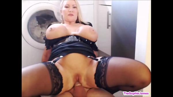 I love to fuck a big dick - TheSophieJames.com