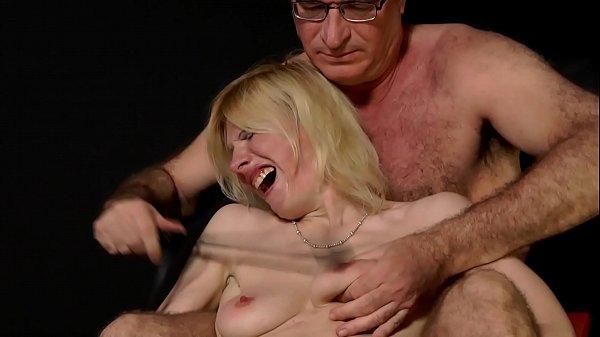 Masturbating blonde slut whipped and slapped Thumb