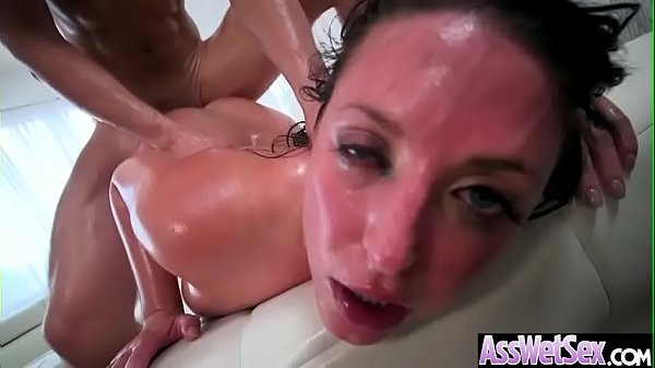 Round Big Ass Girl (Angela White) Enjoy Deep Ha...
