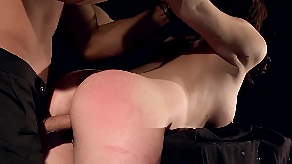 Sexy Zafira tied and trained. Part 1.