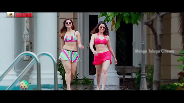 Tamanna & Mehreen Hot in Short Skirts