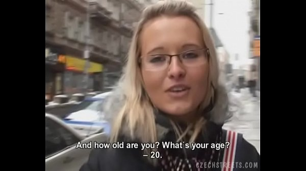 Czech Streets - Hard Decision for those girls