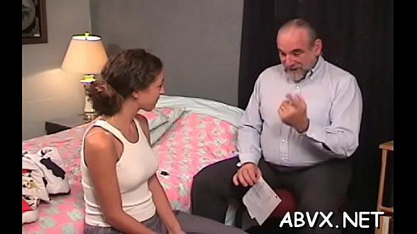 Marvelous bombshell having a orgasm