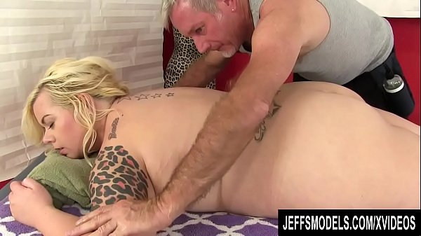Beautiful Young Plumper Blond Dream Has Her Des...
