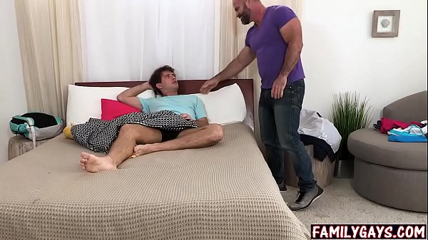dad teach son how to masturbate