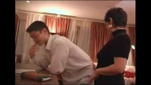 Kazakh Mature Porn