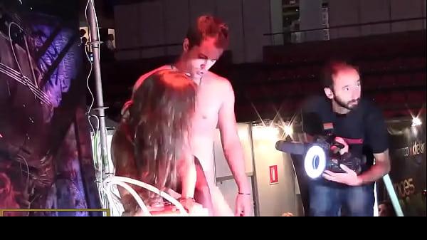 Miriam Prado Spanish Teen Pornstar Fucking Sex In Public