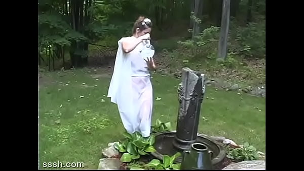Sensual Love Making Outdoors For Horny Fantasy Couple