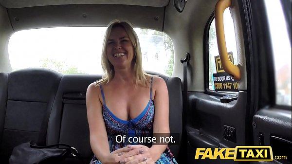 Fake Taxi Mum with big natural tits gets big br...
