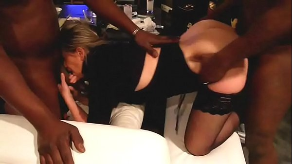 blacks take my in front of my cuckold husband