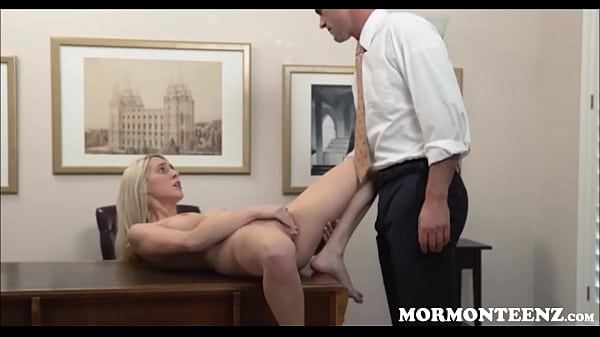 Mormon Teen Masturbates To Orgasm For Church Pr...