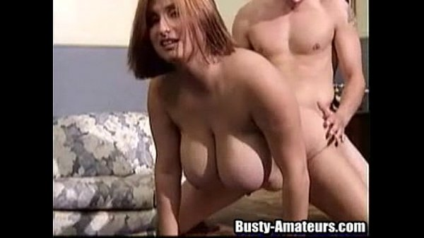 Busty Helena blows the rod and cock fuck in pussy