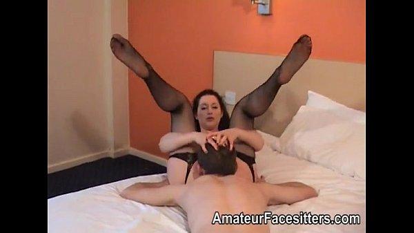 Horny Slut Alexis Loves passionate facesitting