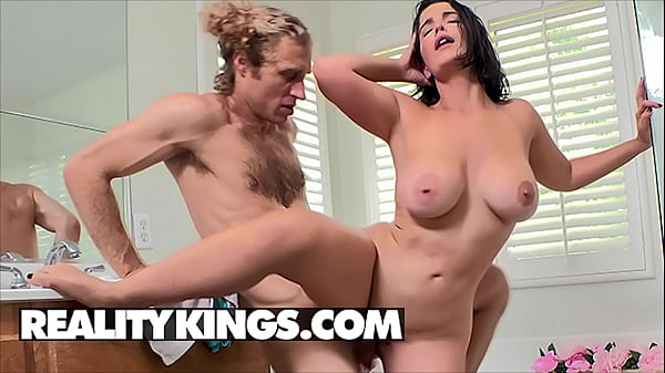 Beautiful Bombshell (Lasirena69) Bounces On A Hard Cock Enjoys A Huge Load On Her Face - Reality Kings