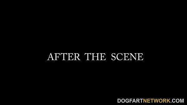 Behind The Scenes With Kasey Warner at DogFart