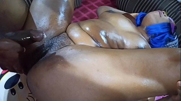 PREGNANT WIFE RUNS AND CRY FOR HUSBAND'S BIG BL...