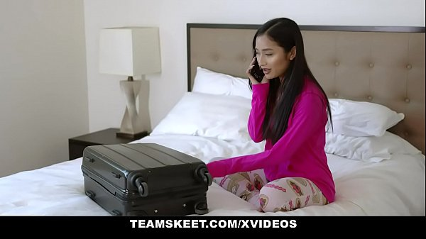ExxxtraSmall - Tiny Asian Cute Teen Avery Black...
