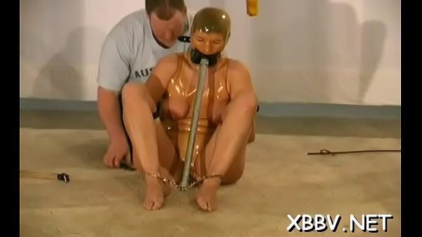 Kinky fetish play leads to naughty tit punishment xxx moments