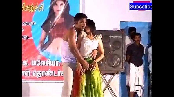 Tamilnadu village latest record dance program 2016... thumbnail