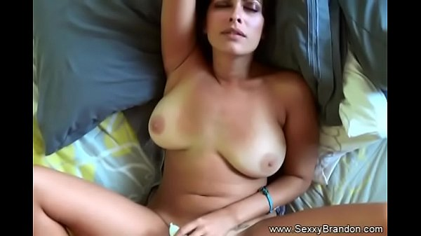 wife watches husband cum