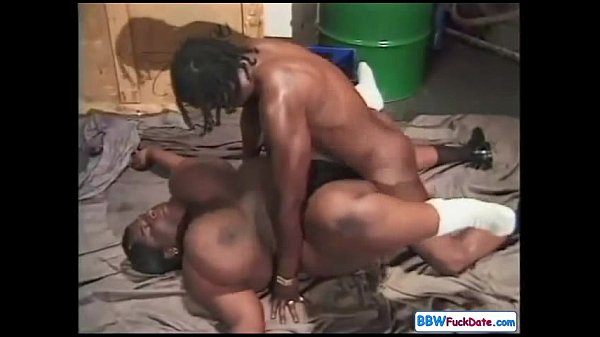 Homeless BBW Black Mature Woman