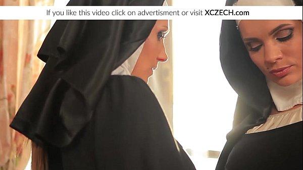 Catholic nuns lesbian adventure