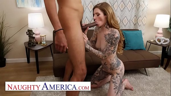 Naughty America - Penny Archer has the hots for...