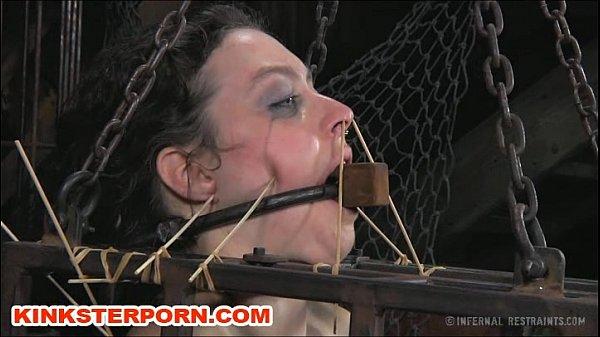 Slave Dixon Mason - BDSM Bizarre & Cage Torment