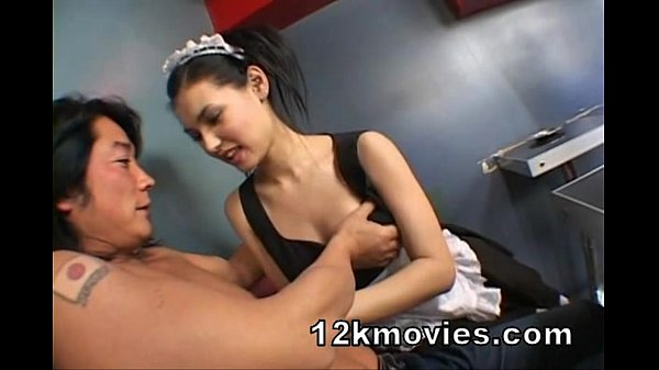 Maria Ozawa being Sex Waitress Thumb