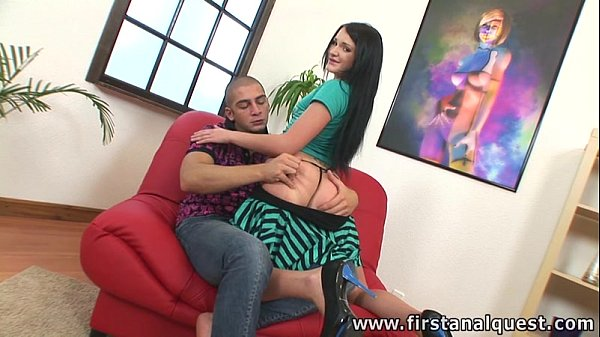 FirstAnalQuest.com - ALL ANAL PENETRATION FEELS...
