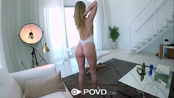 POVD High rise stairway blowjob and fucking wit...
